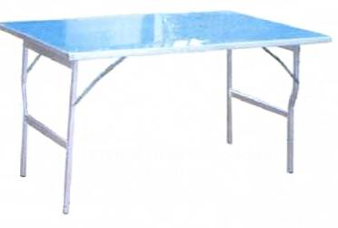 Table alu pliante forain table de lit for Table pliante exterieur professionnel